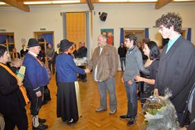 Bürgermeister Martin Auer Wurde Fünfzig Gemeinde Stanz Bei